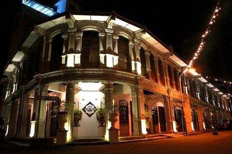 <タイ・マレーシア旅行その7>ミュージアム・ホテル・ペナン/Museum Hotel Penang(部屋編)