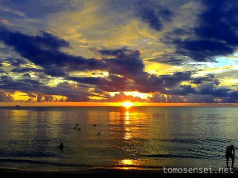 【ほぼリアルタイム紀行】タイ・ランタ島から☆あけましておめでとうございます