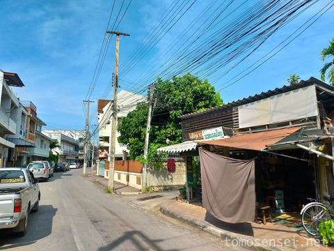 【ランパーン】観光客も利用しやすいマッサージ店「Sankul Thai Massage」