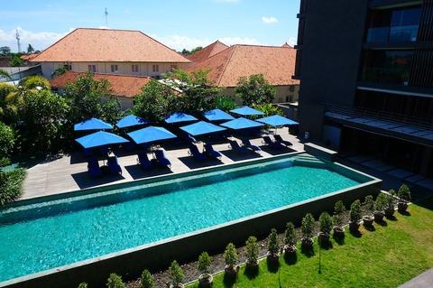 <バリ島旅行2016春その9>ウォーターマーク・ホテル&スパ・バリ@ジンバラン/Watermark Hotel&Spa Bali Jimbaran(施設編)