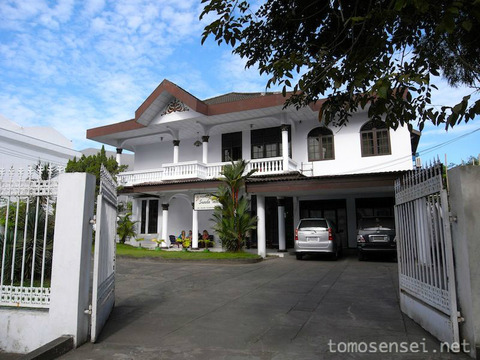 【インドネシア・トゲアン諸島の旅】⑩マカッサルのコロニアルホテル「Hotel Pondok Suada Indah」