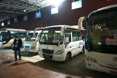 <中国・雲南省旅行その10>バスに乗って河口から元陽の棚田へ〜!