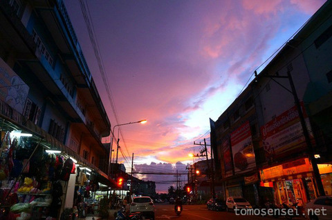 【タイ深南部】13_バー併設のパン屋さんでガチ飲み☆「Muanfun Bakery & Bar」