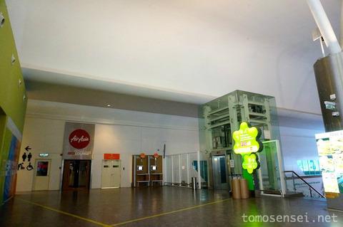 【LCC】エアアジアの空港ラウンジを利用してみたよ@クアラルンプール国際空港(KLIA2)