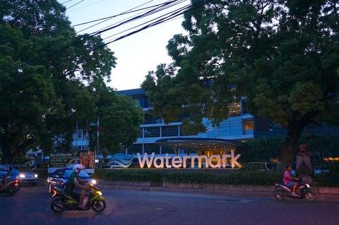 <バリ島旅行2016春その8>ウォーターマーク・ホテル&スパ・バリ@ジンバラン/Watermark Hotel&Spa Bali Jimbaran(部屋編)