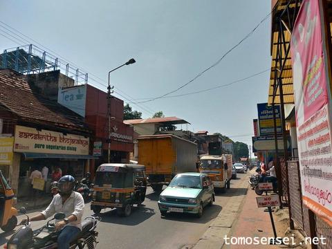 【南インド】コロニアル建築を探しにトリヴァンドラム市内観光①