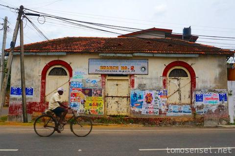 【スリランカ】15_コロニアルを探しにトリンコマリー市内観光①