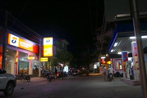 <タオ島旅行2016春その12>サクッとタイ飯〜♪「ロン・タイフード・レストラン/Long Thai Food Restaurant」