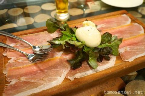プロンポンのイタリアン酒場「ザ・ばーる/the bar italian」はやっぱり美味しい!