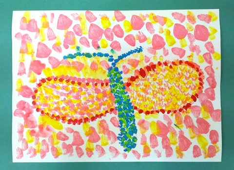 「トモ先生の絵画造形教室@バンコク」10月と11月のお知らせができました♪