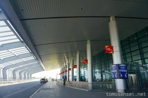 【ハイフォン】2016年に国際空港となったカットビ空港からバンコクへ