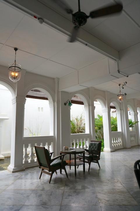 <タイ・マレーシア旅行その9>ミュージアム・ホテル・ペナン/Museum Hotel Penang(朝食編)