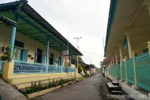 【インドネシア】15_バンダネイラのコロニアルゲストハウス「デルフィカ1/Delfika Guesthouse」