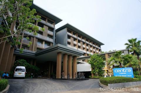 【クラビ】06_アオナンの快適四つ星ホテル「Centra by Centara Phu Pano Resort Krabi」