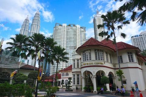 <タイ・マレーシア旅行その18>クアラルンプールをちょろっと観光!