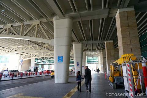 【トルコ旅行 Day1-2】アンカラ空港からバスで市内へ