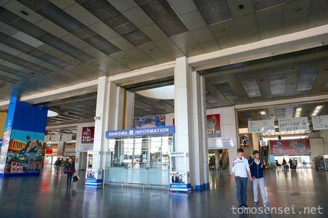 【トルコ旅行 Day1-3】英語がほとんど通じないバスターミナルでなんとかバスチケット購入&ランチ