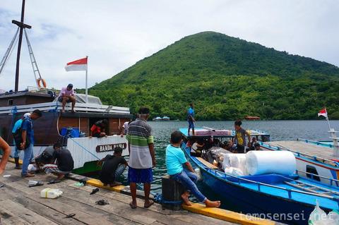 【インドネシア】08_バンダネイラのスパイスツアーに参加したらとても楽しかったというお話