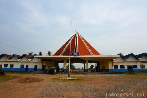 【カンボジア】14_ロイヤル・カンボジア鉄道に揺られてカンポットからプノンペンへぶらり鉄旅