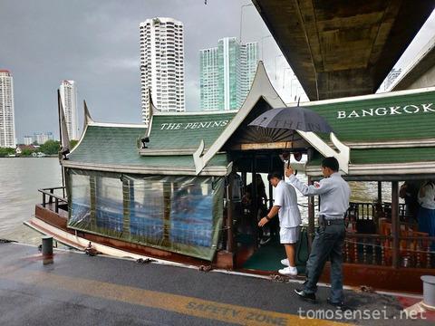 【ART】バンコク・アート・ビエンナーレ(6)ザ・ペニンシュラ・バンコク/The Peninsula Bangkok