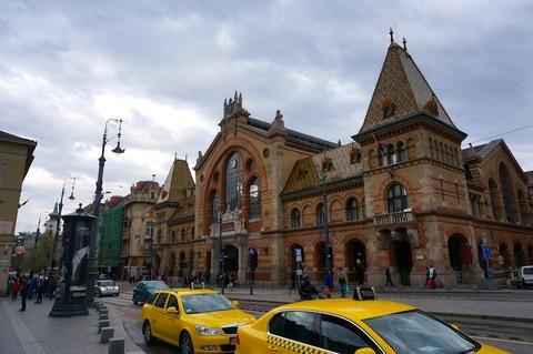 <中欧3カ国周遊その6>ブダペスト中央市場/Central Market Hall