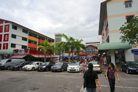 <シンガポール旅行その6>郊外のローカル市場に行ってみた!