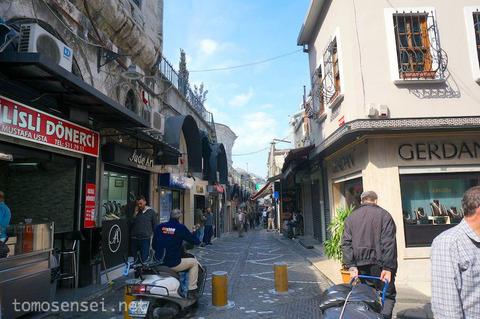 【トルコ旅行 Day7-1】グランドバザールとエジプシャンバザールの2大バザールを巡る