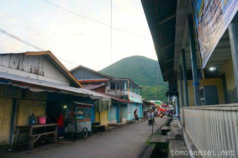 【インドネシア】09_バンダネイラ初日のディナーは名物の「Bakso Ikan/魚のつみれ団子」