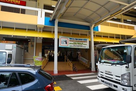 <シンガポール旅行その8>ラクサ・ヨンタウフのお店「高記醸豆腐麺/Koo Kee Yong Tow Foo Mee」へ行ってきた!