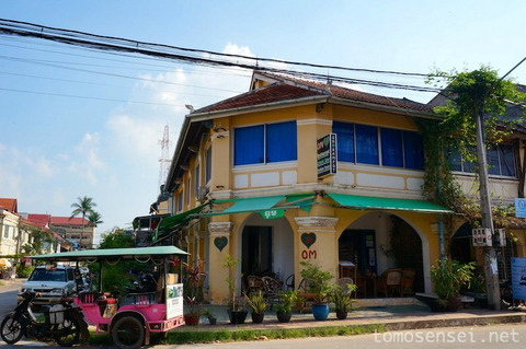 【カンボジア】10_カンポット名物のイカ胡椒炒めがウマウマ「オム・レストラン/Om Restaurant」
