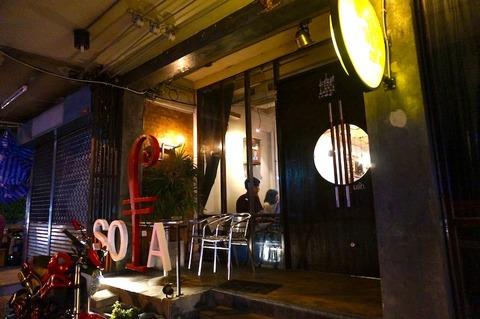 エカマイのなんだか若々しいレストラン&バー「ソファ/Sofa」へ行ってきた!