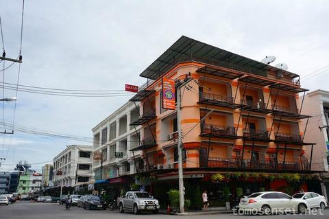 【クラビ】08_クラビタウンの快適ゲストハウス「Krabi Orchid Hometel」