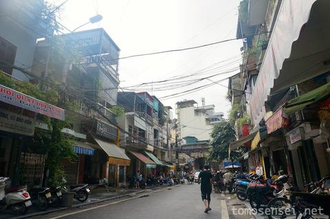 【ハノイ→ハイフォン】のんびりローカル列車でベトナム第三の都市ハイフォンへ移動