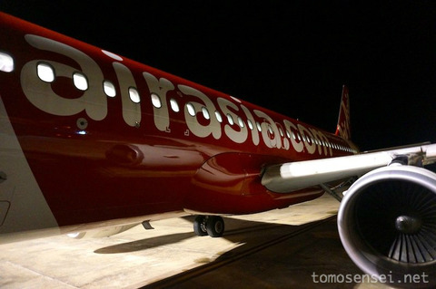【旅行計画】11/25よりタイ・エアアジアが初の深夜便でバンコク〜バリ島線を増便!
