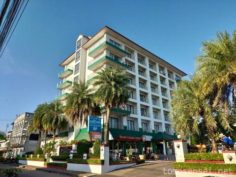 【スリンの象祭り2018】スリンのホテル「Maneerote Hotel Surin」