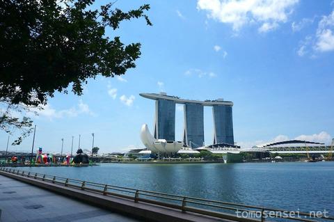 【シンガポール】盛り上がらないわけがない鉄板ホテル!「マリーナベイ・サンズ/Marina Bay Sands」