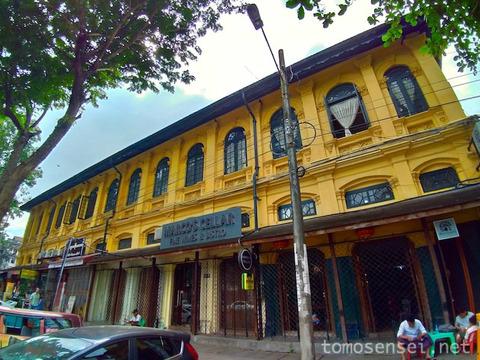 【ミャンマー】ヤンゴンに残るコロニアル建築のゲストハウス「501 Merchant B&B」は強烈におすすめ!