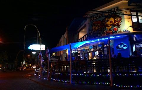 <バリ島旅行その15>二軒目三軒目に行きたいお店! ブルー・カフェ/Blue Cafe Sanur