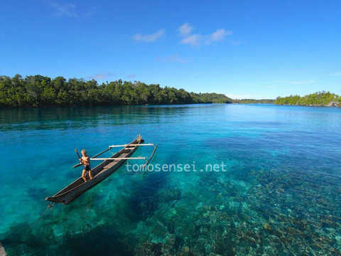 【インドネシア・トゲアン諸島の旅】①旅のスケジュールとルート