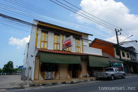【タイ深南部】10_眺めの良いリバービューレストラン「マンコーン・トン/Mangkorn Tong」
