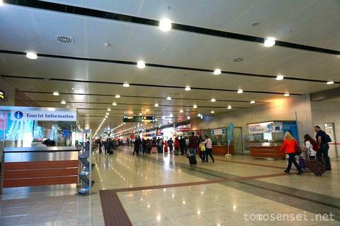 【トルコ旅行 Day6-2】いきなり船旅!サビハ・ギョクチェン空港からイスタンブール市内へのアクセス
