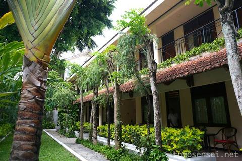 【ジャワ島】09_インドネシア最古のコロニアルホテル「ホテル・トゥグ・ブリタール/Hotel Tugu Blitar(お部屋編)」