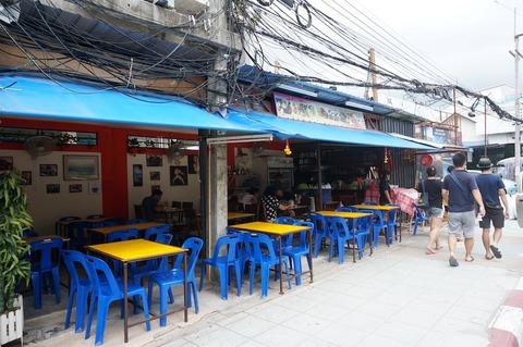 <プーケット旅行その7(最後)>パトンビーチの極美味お手頃レストラン! シェフ 555/Chef 555 Patong Beach
