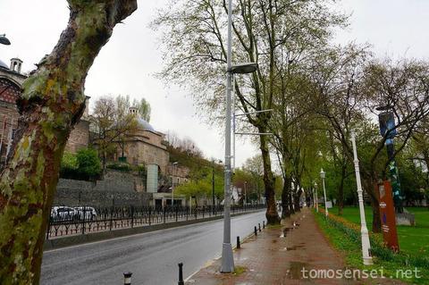 【トルコ旅行 Day8-1】雨の日はイスタンブール現代美術館でしっとり美術鑑賞