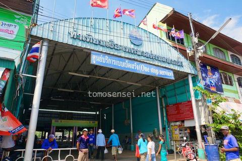 <マレー半島縦断2000kmその7>ミャンマー編① ボートで国境越え!タイからミャンマーへ!