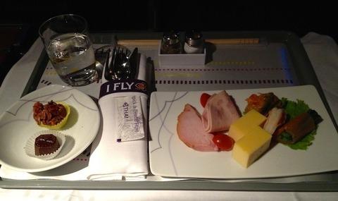 <タイ国際航空機内食>TG622/BKK-KIX/バンコク-大阪(関空)