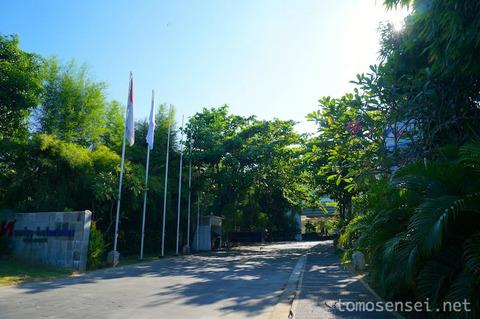 【バリ島】サヌールビーチの大型リゾートホテル「Swiss-Belresort Watu Jimbar」