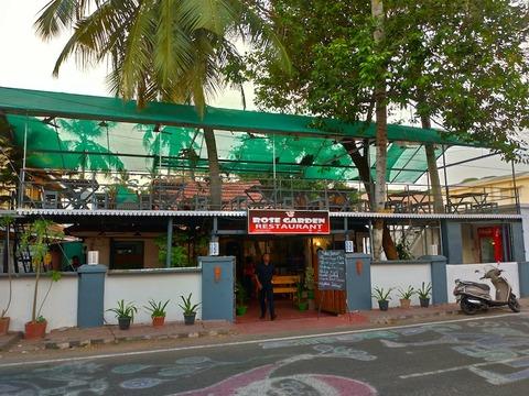 【南インド】ケララカレーが美味しいフォートコーチンのレストラン「Rose Garden Restaurant」