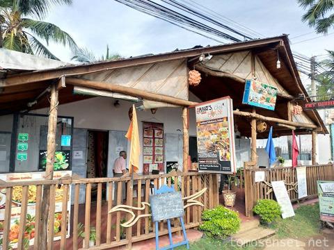 【スリランカ】16_ライス&カリーでスリランカ料理ランチ「Ariya's Grill House」