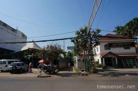 <アンコールワット旅行2016冬その3>ツアー御用達ホテル♪「メコン・アンコール・パレス・ホテル/Mekong Angkor Palace Hotel」